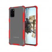 Husa Atlas Antisoc Apple Iphone 12 ProMax Rosu