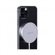 Incarcator Wireless Devia Smart Alb