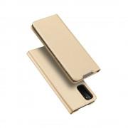 Toc DuxDucis Skin Samsung S20 Auriu