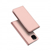 Toc DuxDucis Skin Apple Iphone 12 ProMax Rosegold