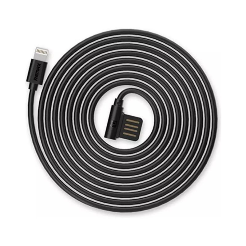 Cablu Remax Rayen Iphone RC-075 Negru