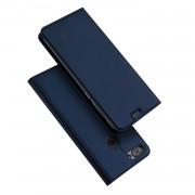 Toc DuxDucis Skin Huawei P Smart Albastru