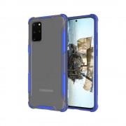 Husa Atlas Antisoc Apple Iphone 12 ProMax Albastru