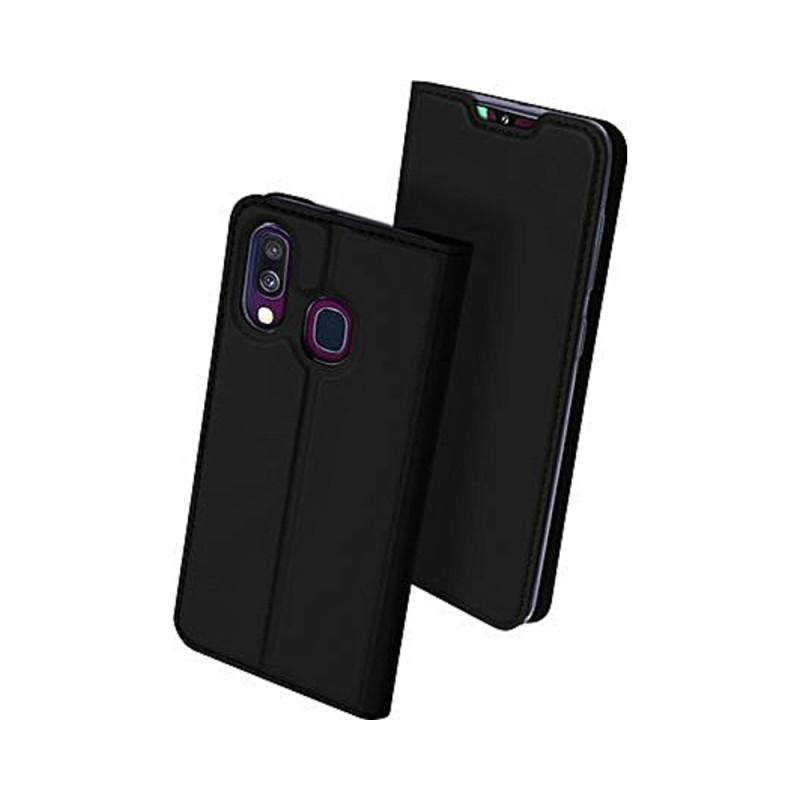 Toc DuxDucis Skin Huawei Y6P Negru