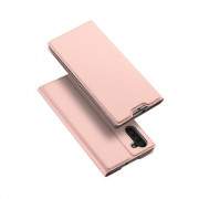 Toc DuxDucis Skin Samsung Note10 Rosegold
