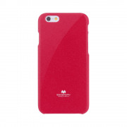 Husa Mercury Jelly Apple Iphone 12/12 Pro Rosu