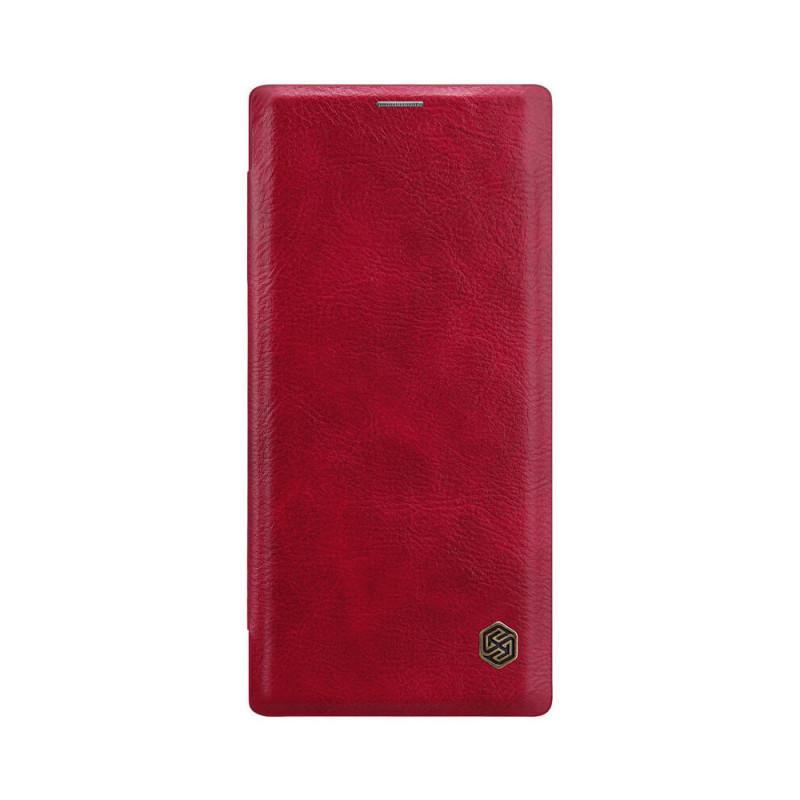 Toc Nillkin Qin Samsung Note10 Rosu