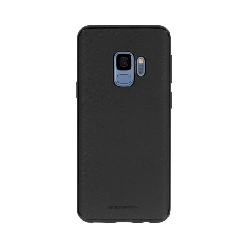 Husa Mercury StyleLux Samsung J4 Plus/2018 Negru