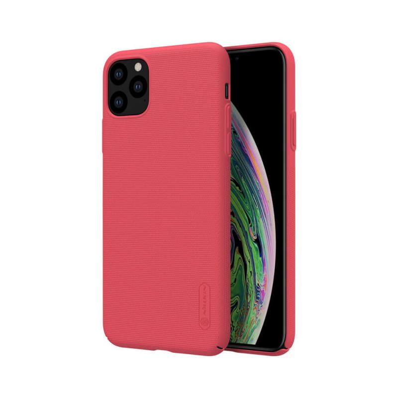 Husa Nillkin Frosted Apple Iphone 11 Pro Rosu