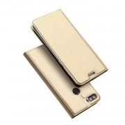 Toc DuxDucis Skin Huawei P Smart Auriu