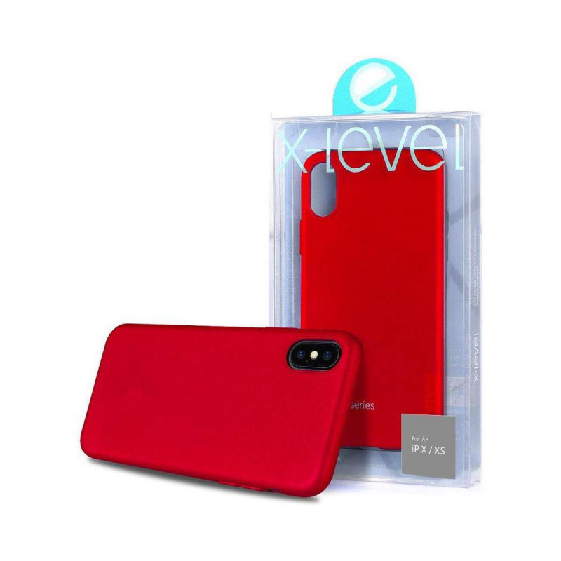 Husa Xlevel Guardian Apple Iphone 11 Pro Rosu