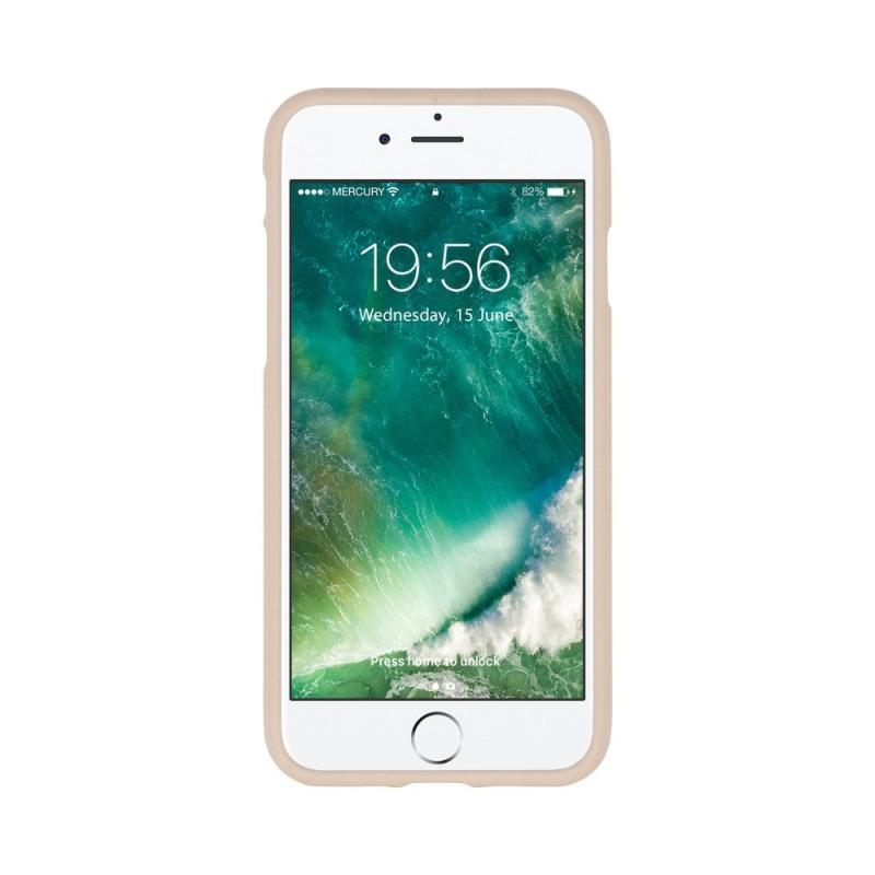 Husa Mercury JellySoft Apple Iphone 7/8 Rosegold