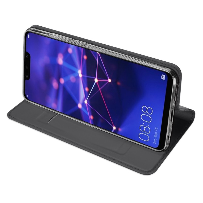Toc DuxDucis Skin Huawei Mate 20 Lite Negru