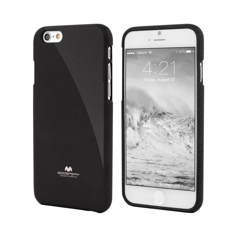 Husa Mercury Jelly Apple Iphone 7/8 Negru