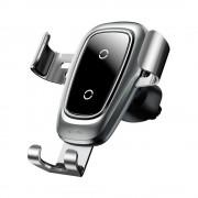 Suport Baseus Wireless Metal/Air Gri