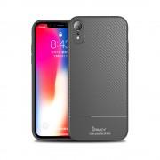 Husa Ipaky Carbon Apple Iphone XR Gri