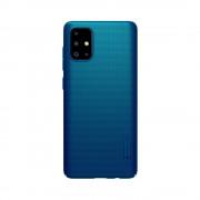 Husa Nillkin Frosted Samsung A71 Albastru