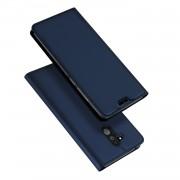 Toc DuxDucis Skin Huawei Mate 20 Lite Albastru