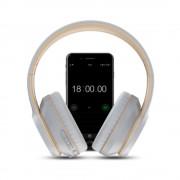 Audio Casti Bluetooth Devia Kintone Alb