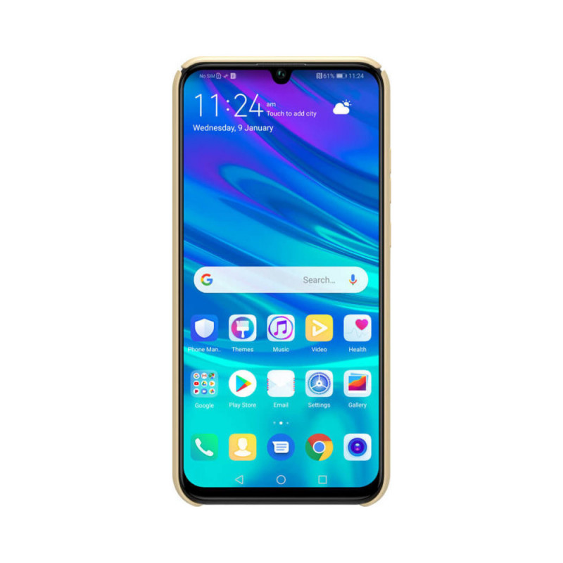 Husa Nillkin Frosted Huawei Y7/2019 Auriu