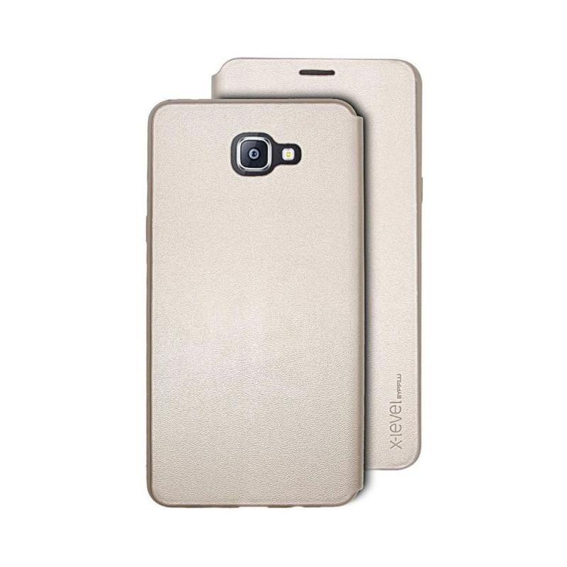 Toc levelX Fib Samsung A6/2018 Auriu