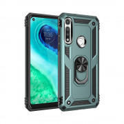 Husa Atlas Jar Huawei Y7P/P40 Lite E Verde