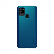 Husa Nillkin Frosted Samsung A21S Albastru