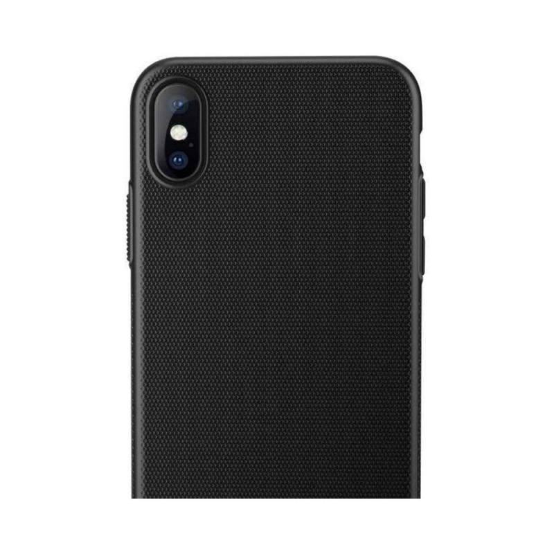 Husa Xlevel Hero Samsung A6/2018 Negru