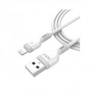 Cablu Golf Nice Iphone-USB 75I Alb