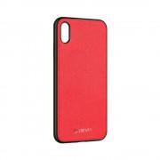 Husa Devia Nat Apple Iphone XR Rosu