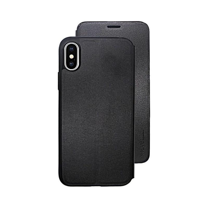 timeless design 79f8d 41299 Flip Case Xlevel Fib Apple Iphone XSMax Gold