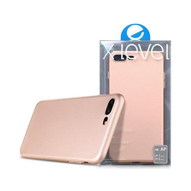 Husa Xlevel Knight Samsung A50 Auriu
