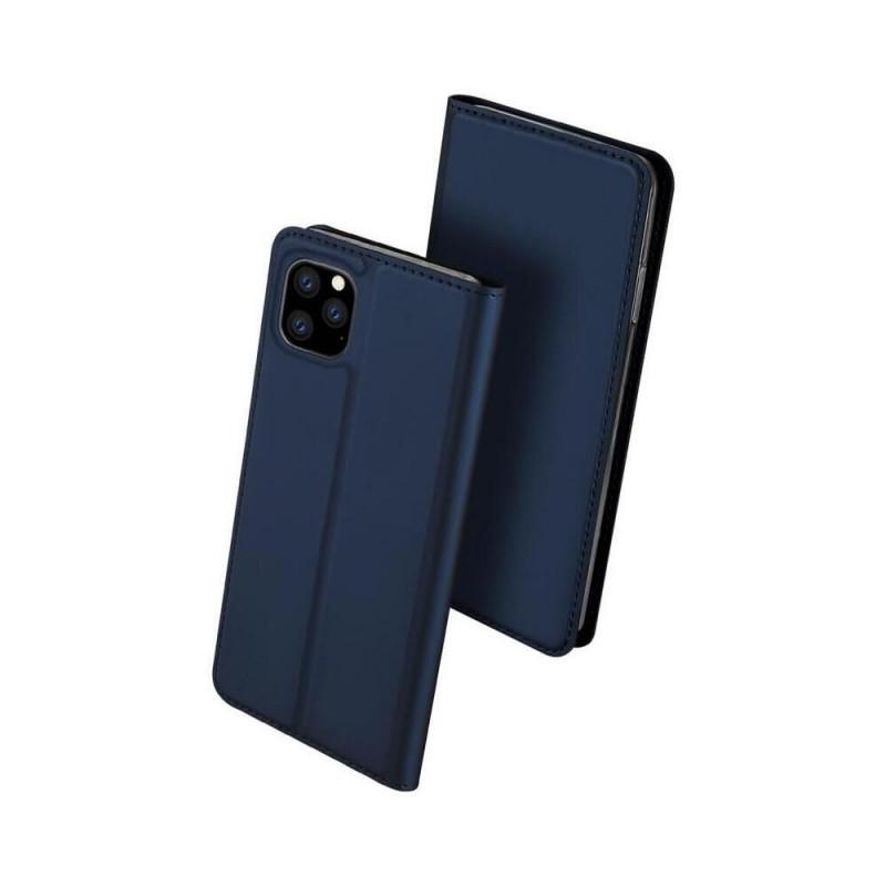 Toc DuxDucis Skin Apple Iphone 11 Pro Albastru
