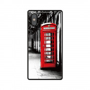 Husa Design Glass Apple Iphone XS Max D26