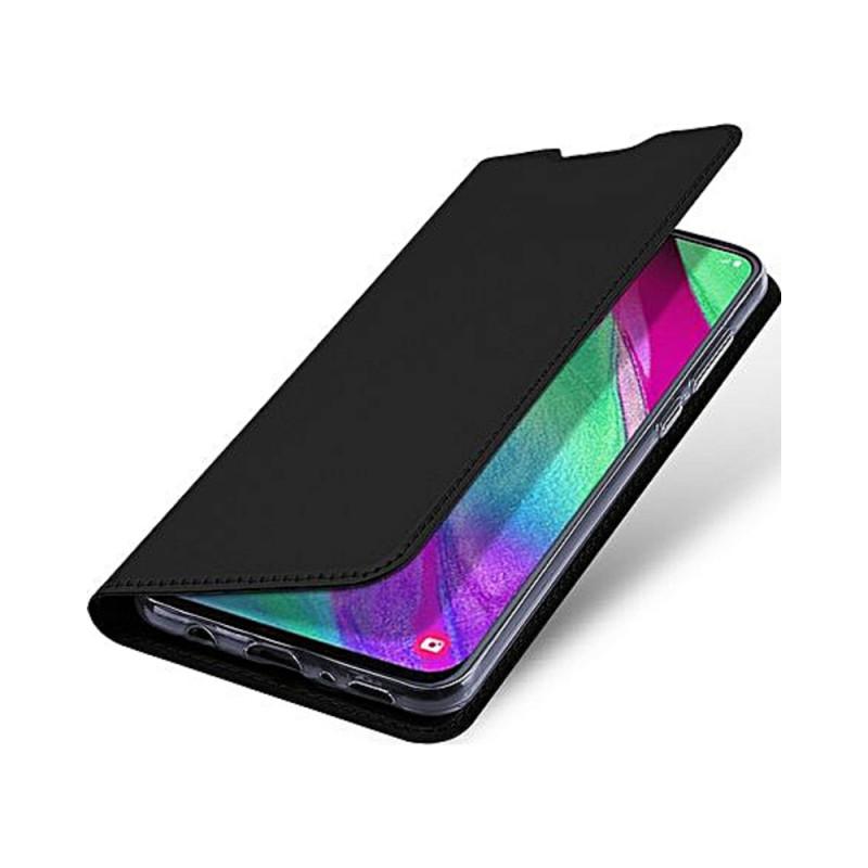 Toc DuxDucis Skin Samsung A40 Negru