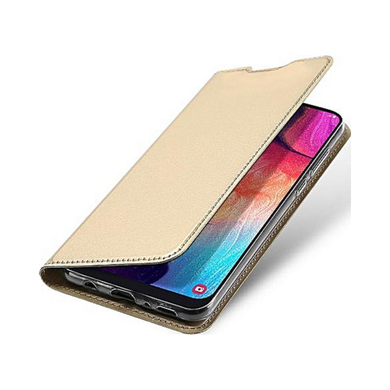 Toc DuxDucis Skin Samsung A50 Auriu