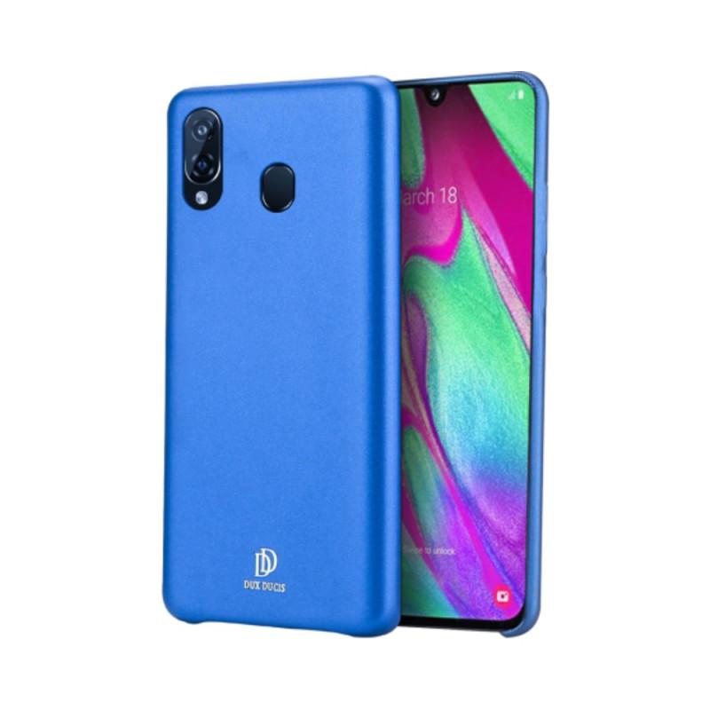 Husa DuxDucis SkinLite Samsung A10 Albastru