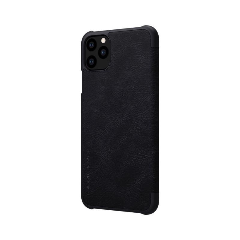 Toc Nillkin Qin Apple Iphone 11 Pro Negru