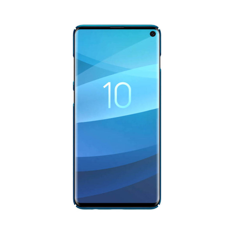 Husa Nillkin Frosted Samsung S10 Albastru