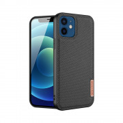 Husa DuxDucis Fino Apple Iphone 12/12 Pro Negru