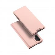 Toc DuxDucis Skin Samsung Note10 Plus Rosegold