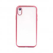 Husa Devia Glitter Apple Iphone XR Rosu