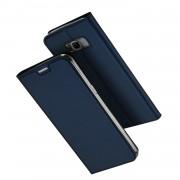 Toc DuxDucis Skin Samsung S8 Albastru