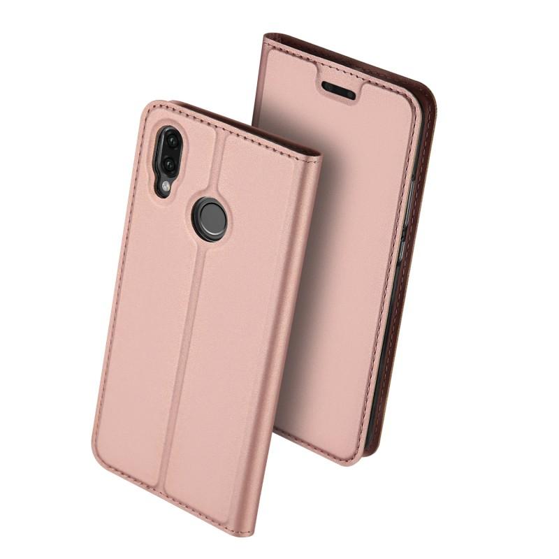 Toc DuxDucis Skin Huawei P20 Lite Rosegold