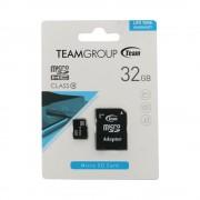 Card Team MicroSD C10 032GB