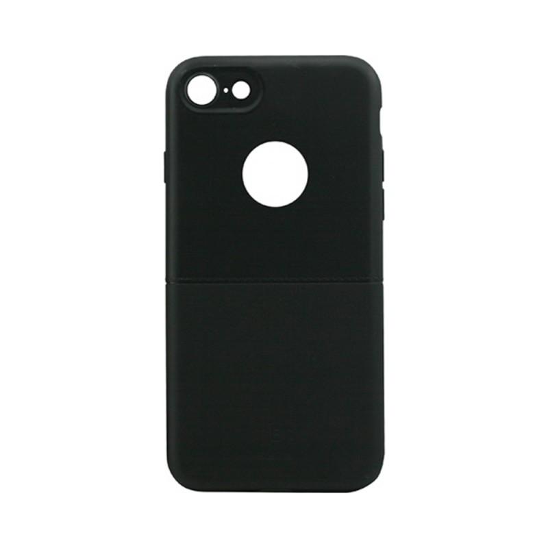 Husa Baseus Half Apple Iphone 7/8 Negru