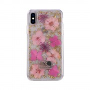 Husa Design Amber Apple Iphone X/XS Flower