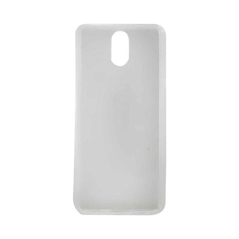 Husa Atlas Invisible Nokia 3.1 Transparent