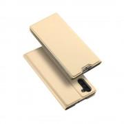 Toc DuxDucis Skin Samsung Note10 Auriu