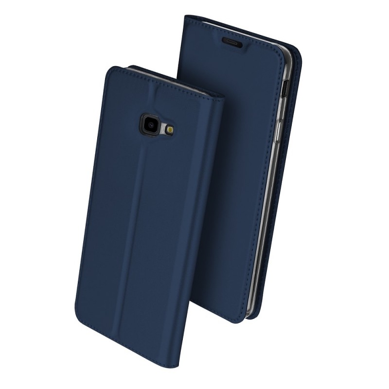 Toc DuxDucis Skin Samsung J4 Plus/2018 Albastru